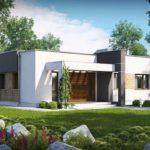 дом из сип H1-158 м2