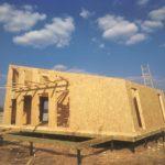 Строительство дома по индивидуальному проекту. Московская область г. Дмитров