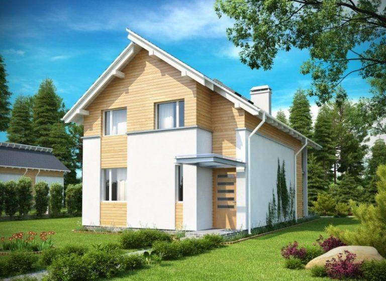 дом из сип H2-156 м2 01
