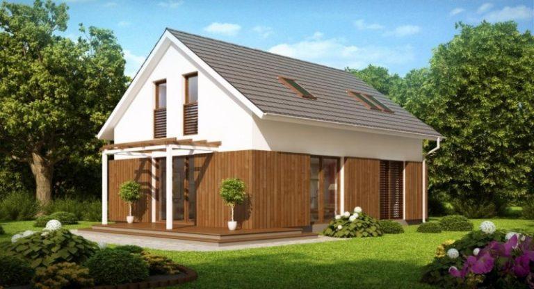 дом из сип H2-164 м2 01