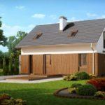дом из сип H2-164 м2 02