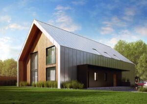 Проект дома из сип ВН-140