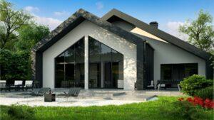 Проект дома из сип ВН-176
