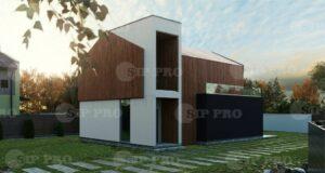 Проект дома из сип ВН-223