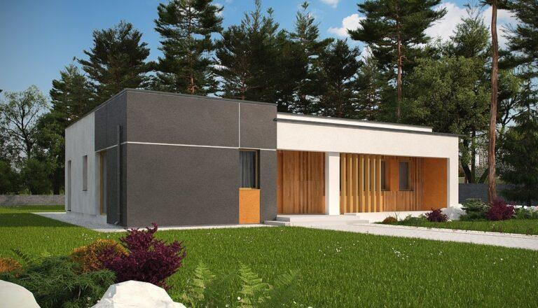 Проект дома из сип 1 HH 112
