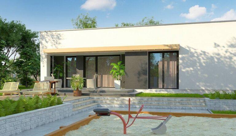 Проект дома из сип 1 HH 116
