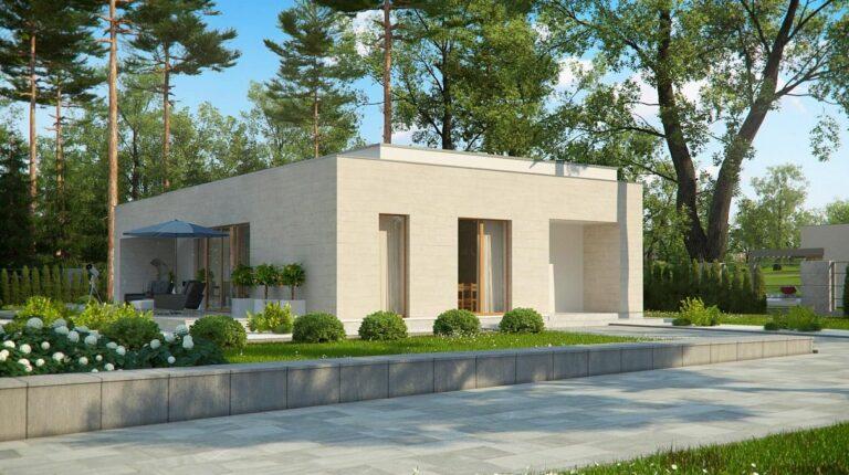 Проект дома из сип 1 HH 129