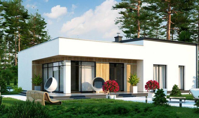 Проект дома из сип 1 HH 146