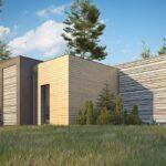 Проект дома из сип 2 HH 104