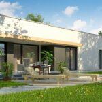 Проект дома из сип 2 HH 116