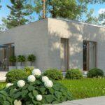 Проект дома из сип 2 HH 129