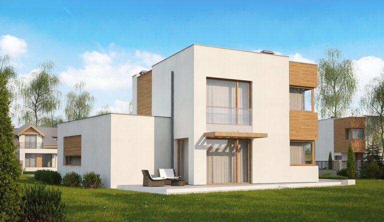 Проект дома из сип 2 HH 136