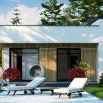 Проект дома из сип 2 HH 146