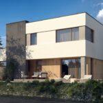 Проект дома из сип 2 HH 163