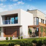 Проект дома из сип 2 HH 221
