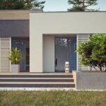 Проект дома из сип 3 HH 104