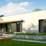 Проект дома из сип 3 HH 116