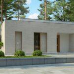 Проект дома из сип 3 HH 129