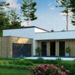 Проект дома из сип 3 HH 146